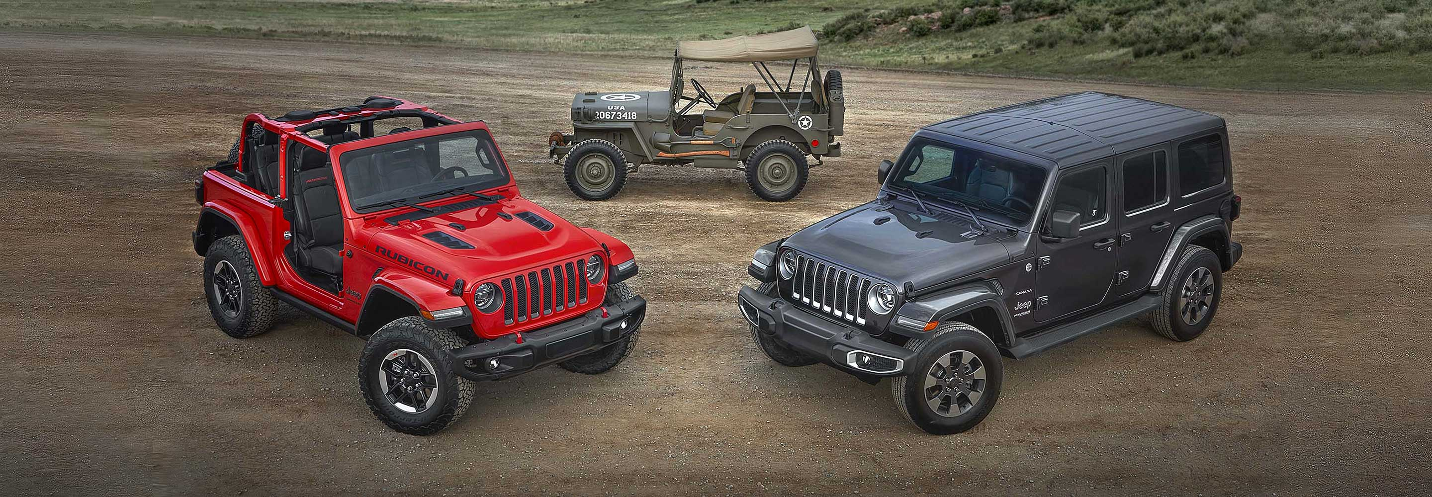 80 Years of Jeep®!