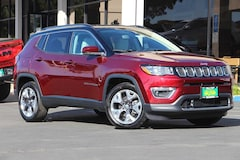 2021 Jeep Compass LIMITED FWD Sport Utility