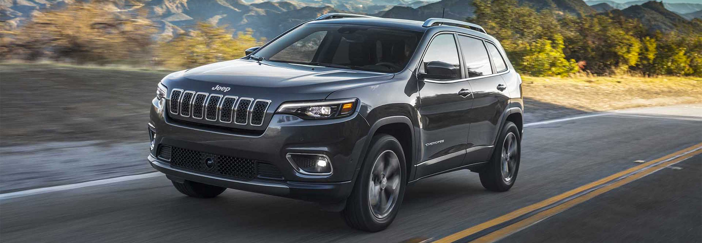 New Cherokee Latitude LUX is Luxury Without the High Price Tag