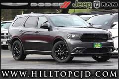 2018 Dodge Durango SXT PLUS RWD Sport Utility