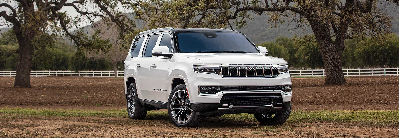 The New Premium SUV: 2022 Grand Wagoneer
