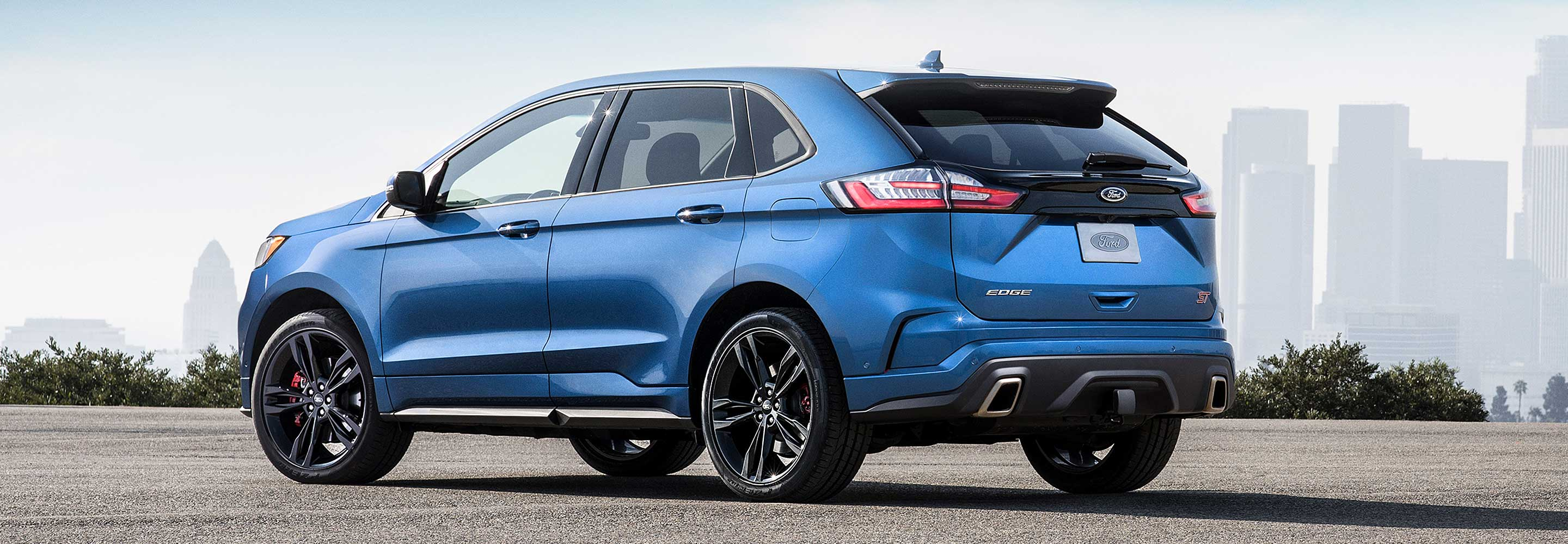 Introducing the 2020 Ford Edge ST-Line