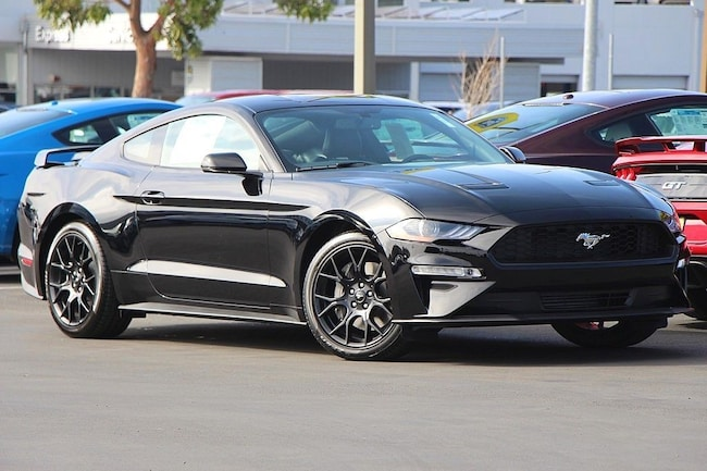 New 2019 Ford Mustang Ecoboost Premium Coupe in Richmond, CA