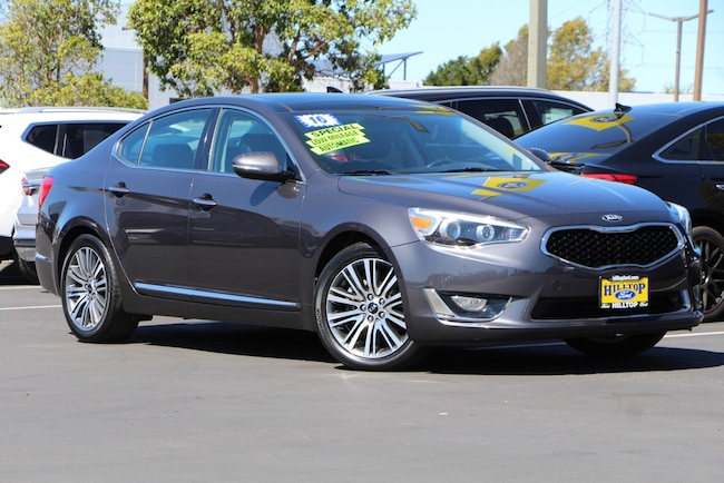 Used 2016 Kia Cadenza Premium Sedan in Richmond, CA