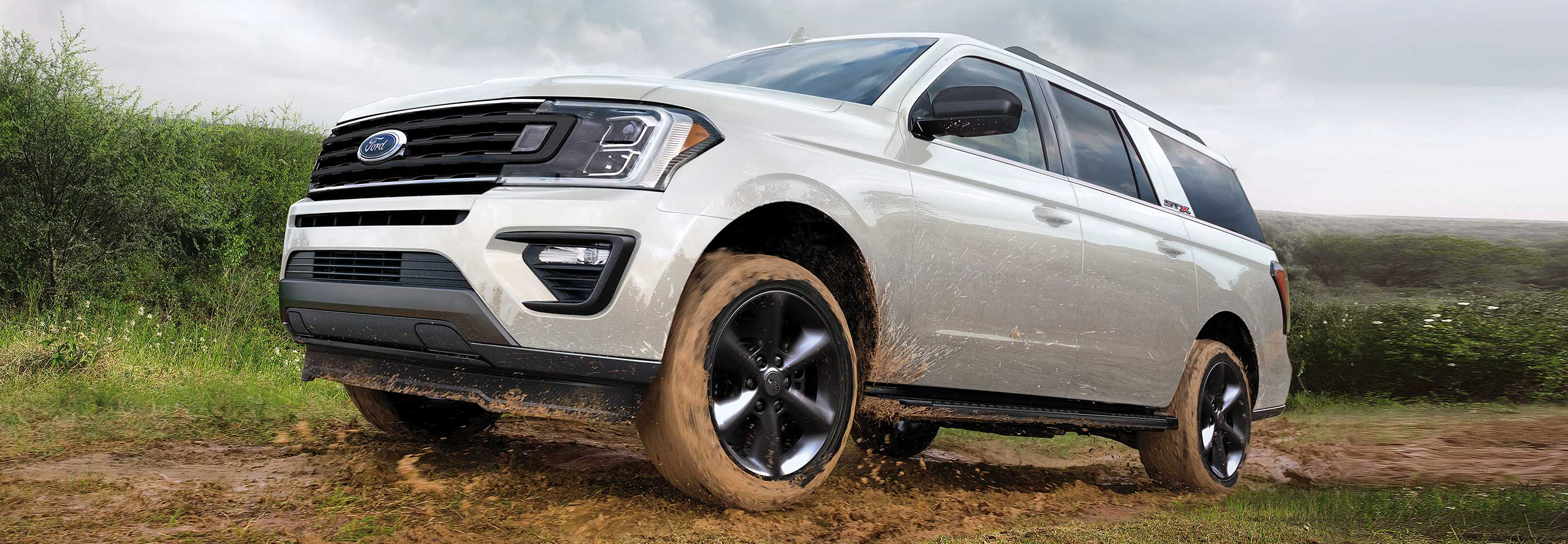 First Ever Two-Row 2021 Ford Expedition STX