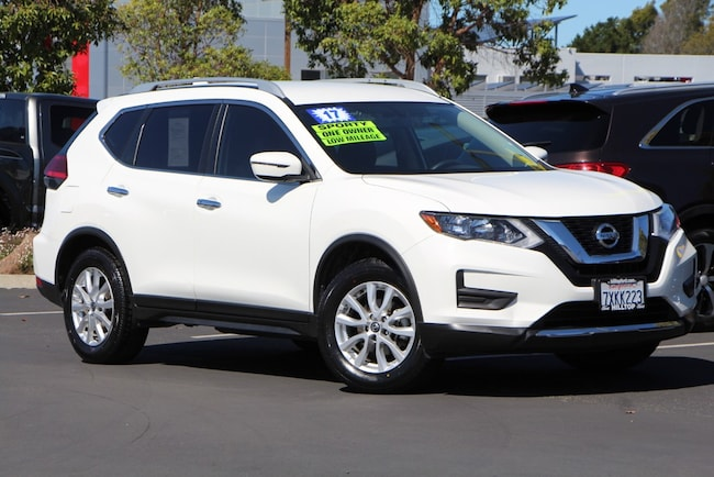 Used 2017 Nissan Rogue SV SUV in Richmond, CA