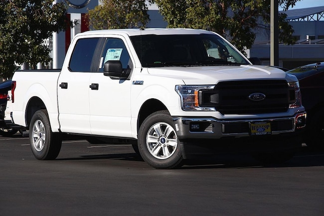 New 2018 Ford F-150 XL Truck in Richmond, CA