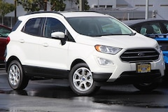 New 2019 Ford EcoSport SE Crossover Richmond CA