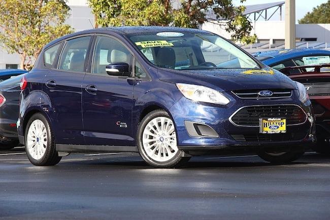 2017 Ford Cmax Energi SE HATCHBACK