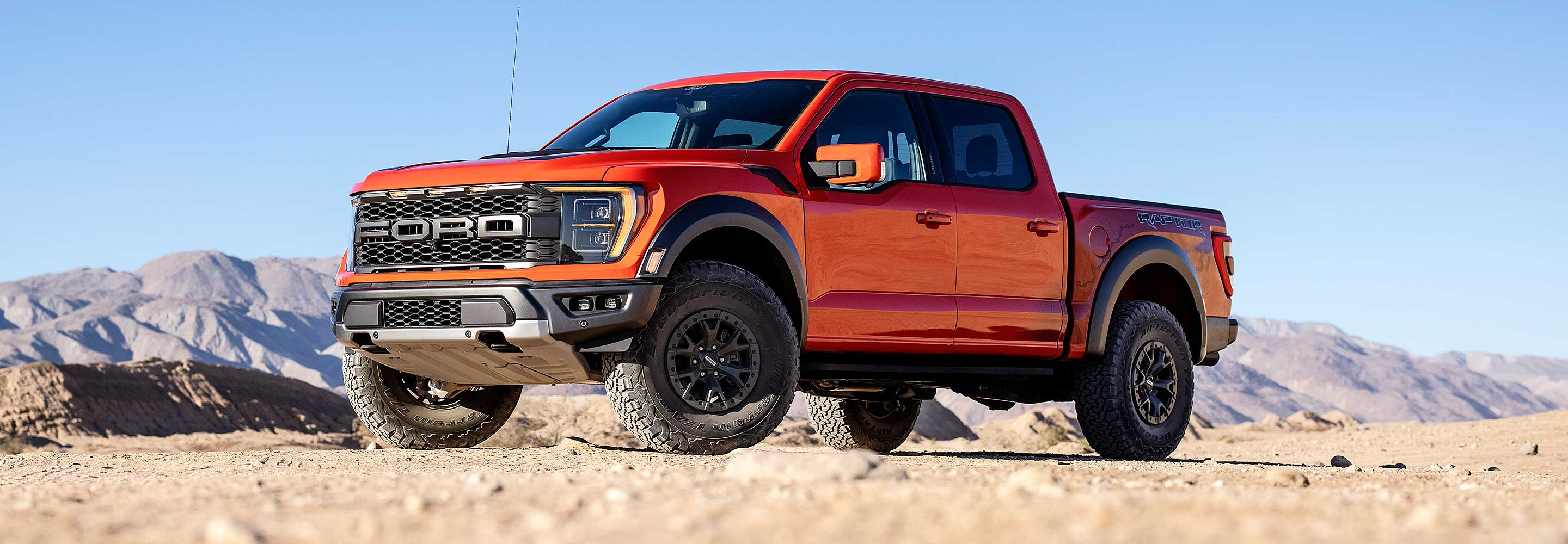 The 2021 Ford F-150 Raptor is Coming