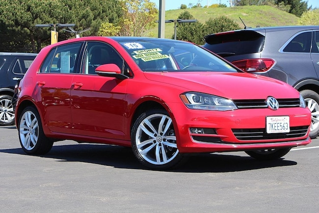 Used 2015 Volkswagen Golf SEL Hatchback in Richmond, CA