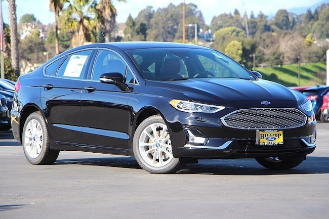 New 2019 Ford Fusion Energi Titanium Sedan in Richmond, CA