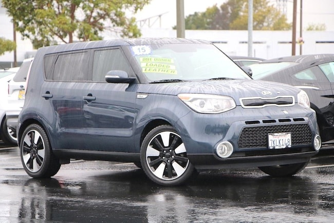 Used 2015 Kia Soul ! Hatchback in Richmond, CA