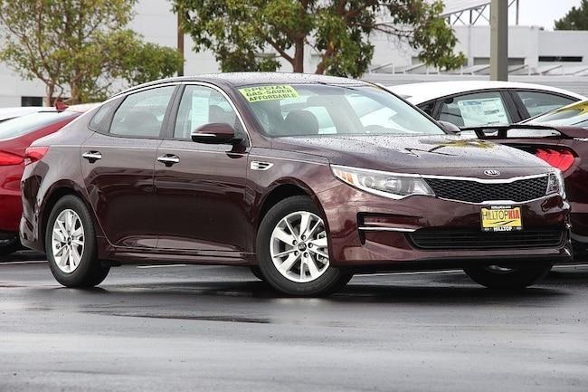 Used 2018 Kia Optima LX Sedan in Richmond, CA