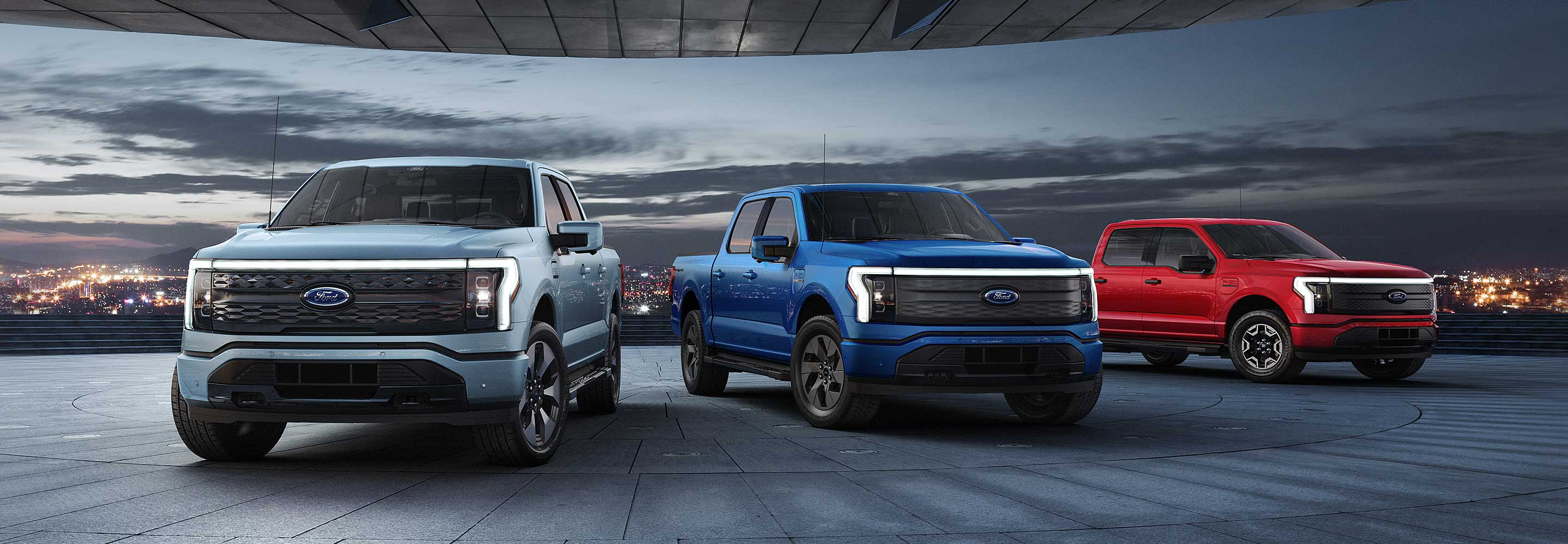 The All-New, All-Electric 2022 Ford F-150 Lightning