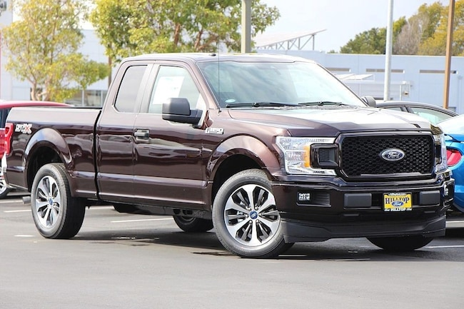 New 2019 Ford F-150 STX Truck in Richmond, CA