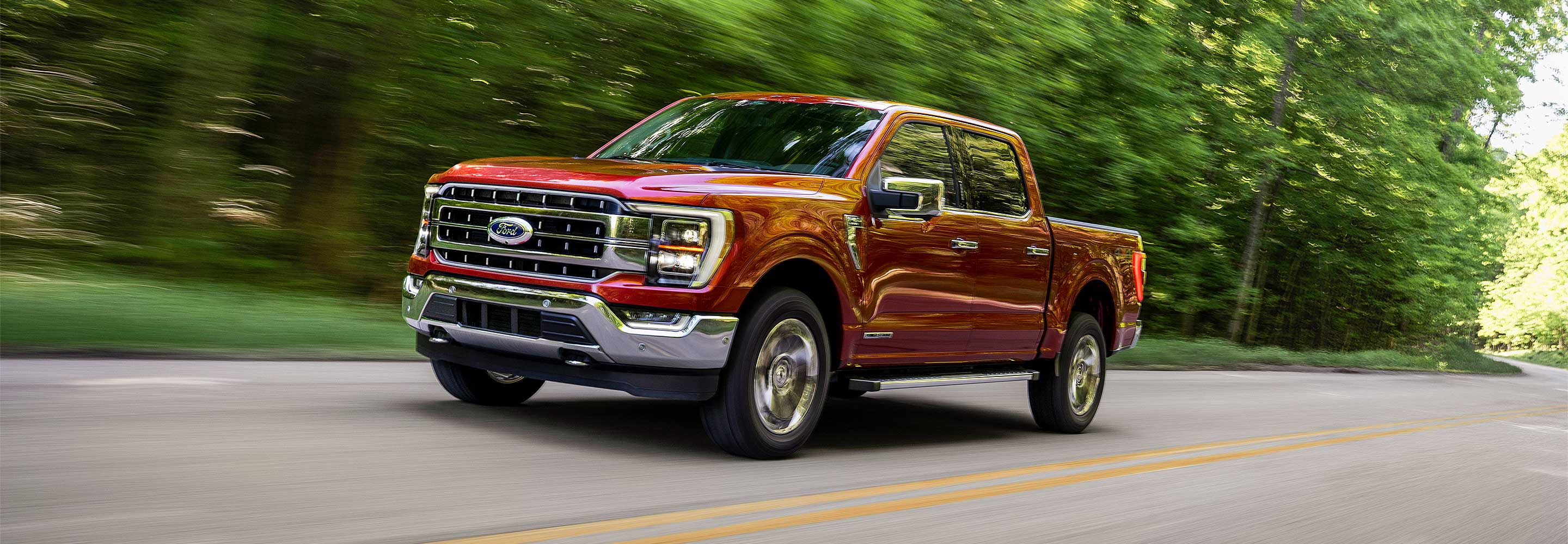 The Iconic Ford F-150 Gets a Hybrid Option and Modern Updates