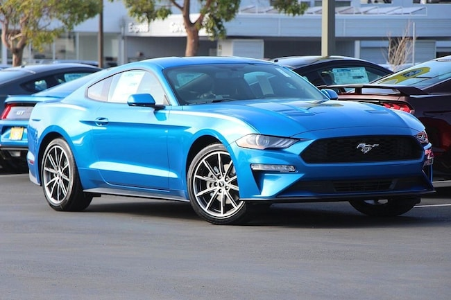 New 2019 Ford Mustang Ecoboost Coupe in Richmond, CA