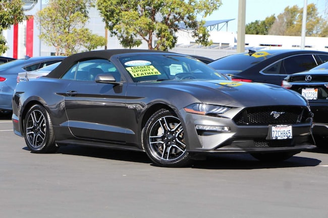 Used 2018 Ford Mustang GT Premium CONVERTIBLE in Richmond, CA
