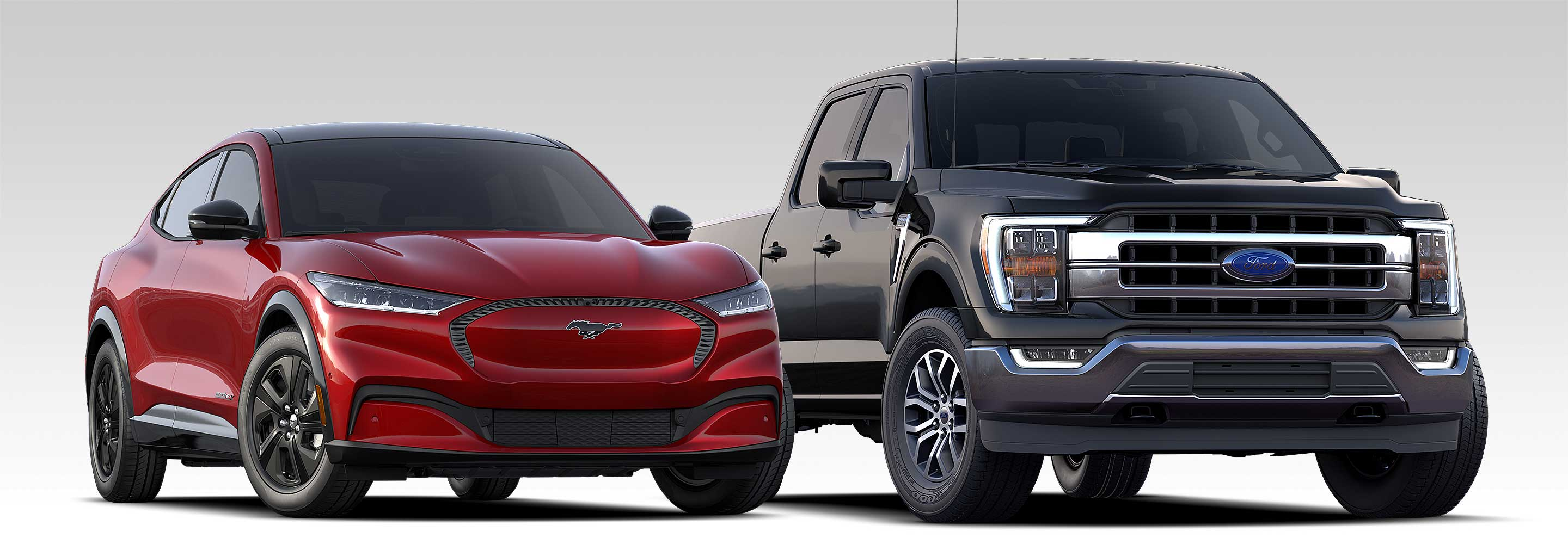 2021 Ford F-150 and Mustang Mach-E Take Home Truck and Utility Vehicle of the Year Awards