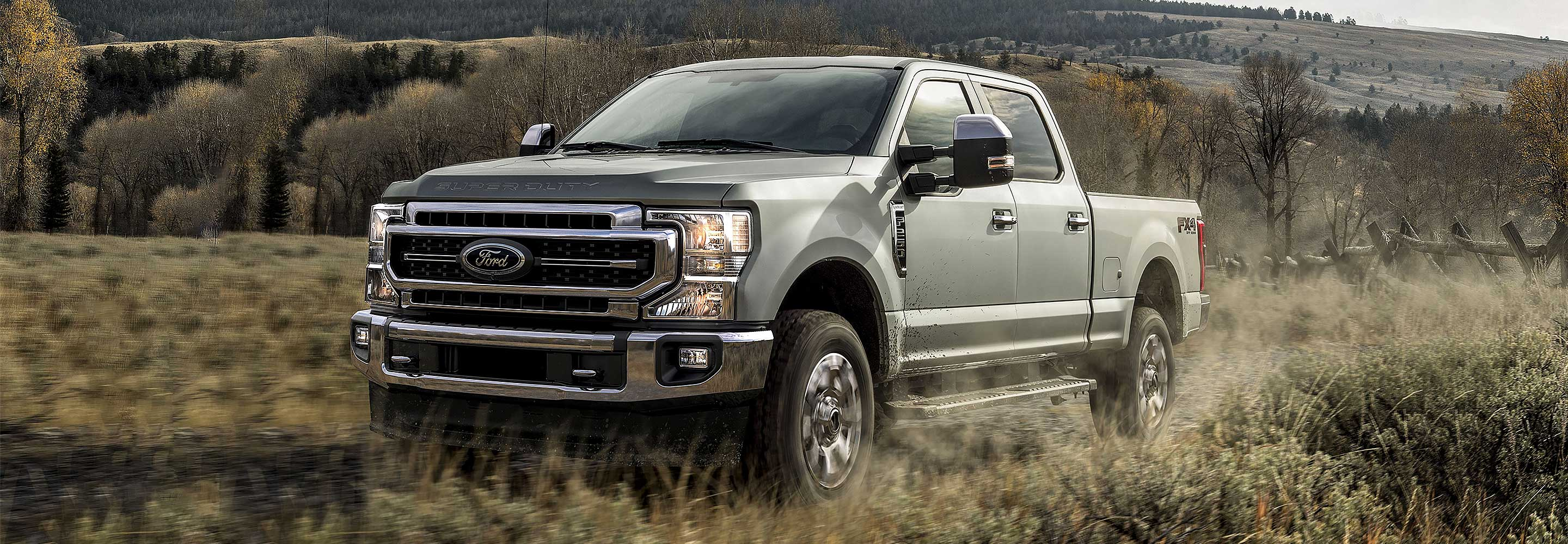 The 2020 F Series Super Duty Hilltop Ford