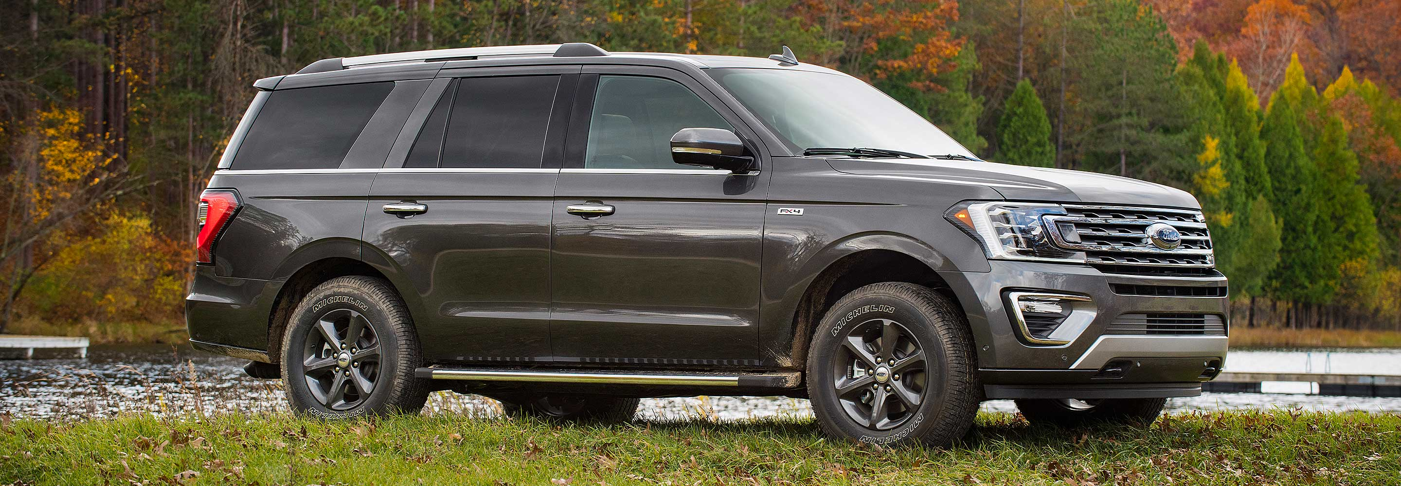 What's Included in the 2020 Ford Expedition Limited Off-Road Package