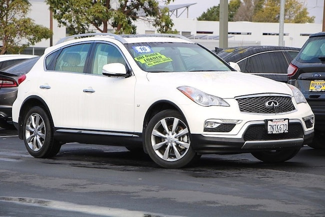 Used 2016 INFINITI QX50 Base SUV in Richmond, CA