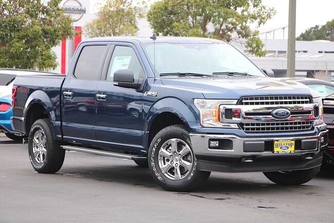 New 2019 Ford F-150 XLT Truck in Richmond, CA