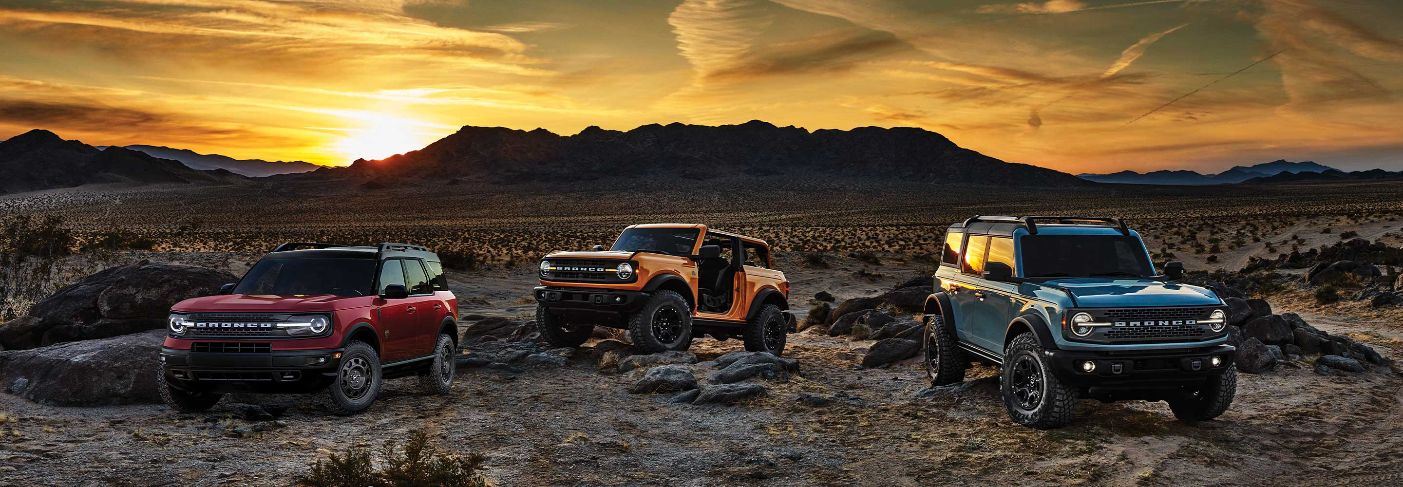 The New 2021 Ford Bronco Gets Built Wild