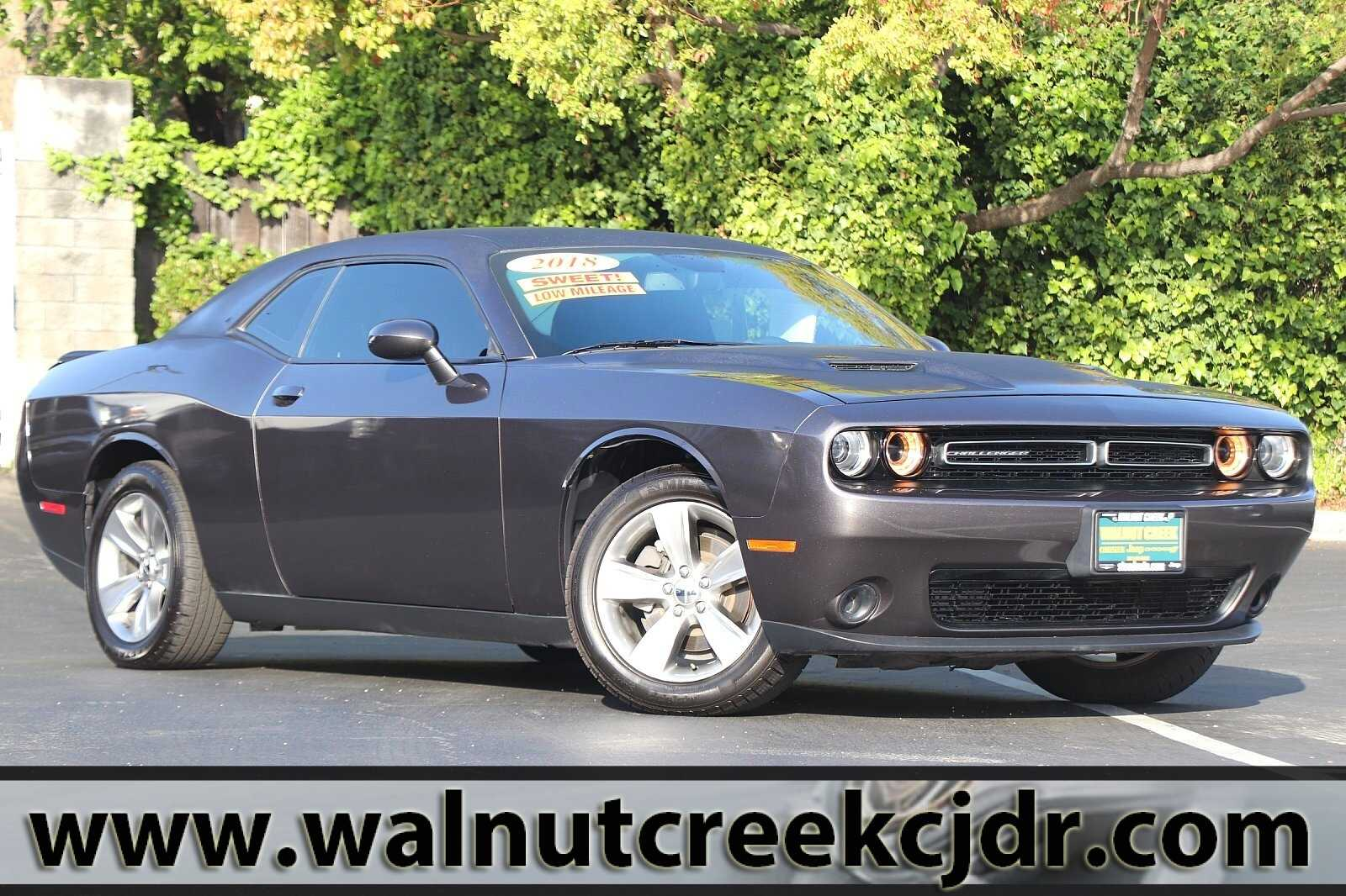 Used Dodge Challenger Walnut Creek Ca