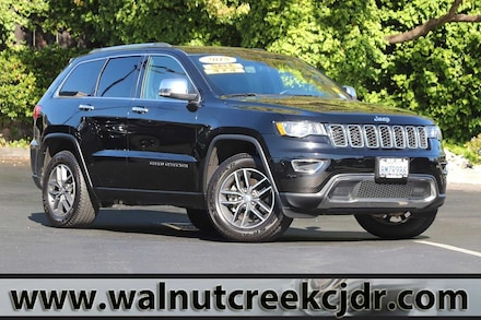 2018 Jeep Grand Cherokee Limited Sport Utility 4D SUV