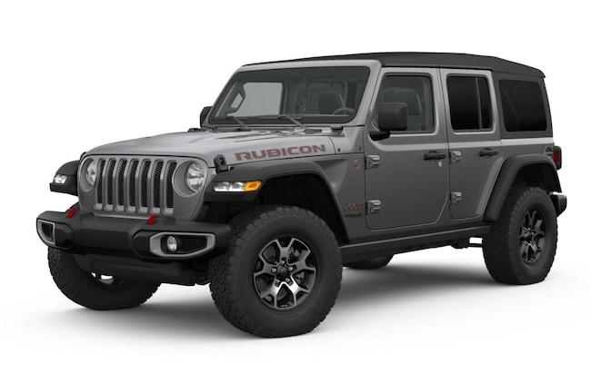 New 2019 Jeep Wrangler UNLIMITED RUBICON 4X4 Sport Utility Walnut Creek, CA
