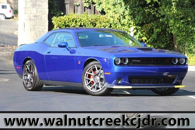 New 2019 Dodge Challenger R T Scat Pack For Sale In Walnut Creek Ca
