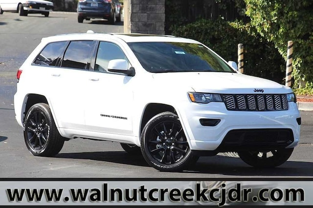 New 2019 Jeep Grand Cherokee Al Ude 4x4 Sport Utility For Sale In Walnut Creek