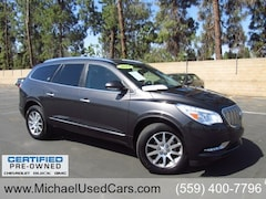 Used 2014 Buick Enclave Leather SUV for sale in Fresno, CA