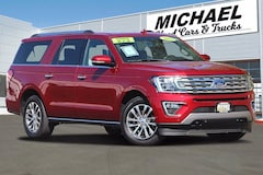 Used 2018 Ford Expedition Max Limited SUV in Fresno, CA