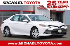 New 2021 Toyota Camry Hybrid LE Sedan for sale in Fresno, CA