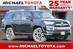 New 2021 Toyota 4Runner Limited SUV for sale in Fresno