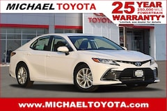 New 2021 Toyota Camry LE Sedan for sale in Fresno
