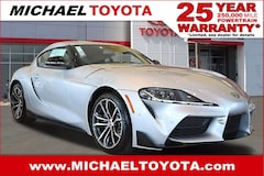 New 2021 Toyota Supra 2.0 Coupe for sale in Fresno, CA