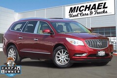 Used 2017 Buick Enclave Leather SUV in Fresno, CA