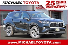 New 2021 Toyota Highlander XLE SUV for sale in Fresno