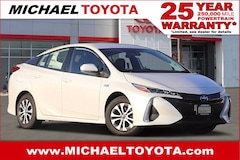 New 2021 Toyota Prius Prime LE Hatchback for sale in Fresno
