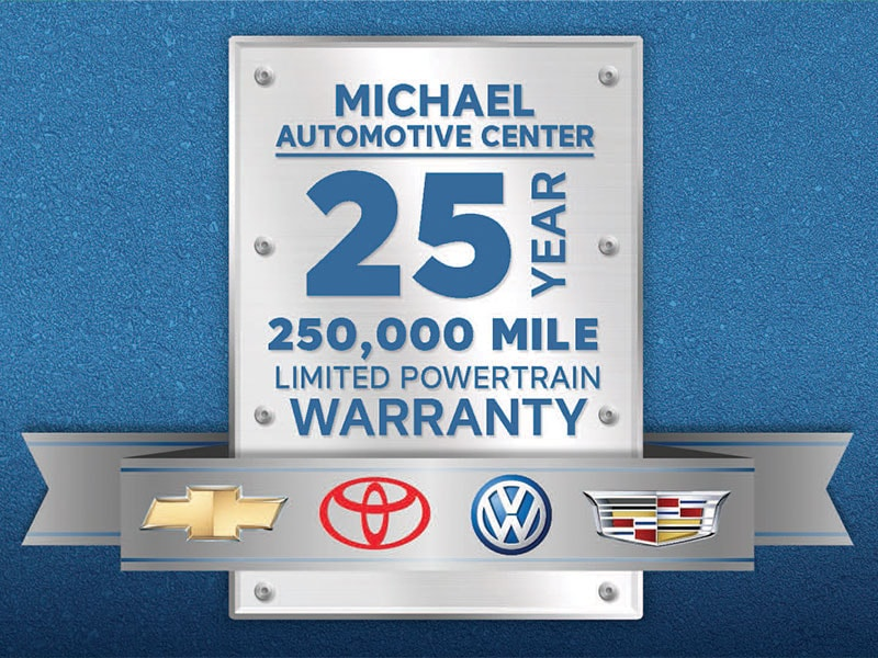 Michael Automotive Warranty Image