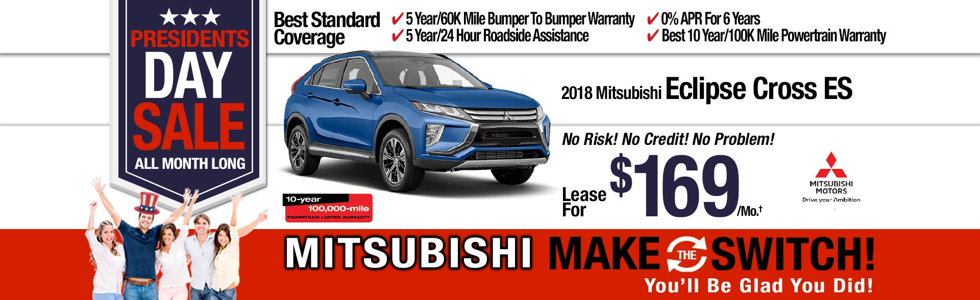 New 2018 Mitsubishi Eclipse Cross AWC Special