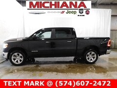 New 2019 Ram 1500 BIG HORN / LONE STAR CREW CAB 4X4 5'7 BOX Crew Cab in Mishawaka