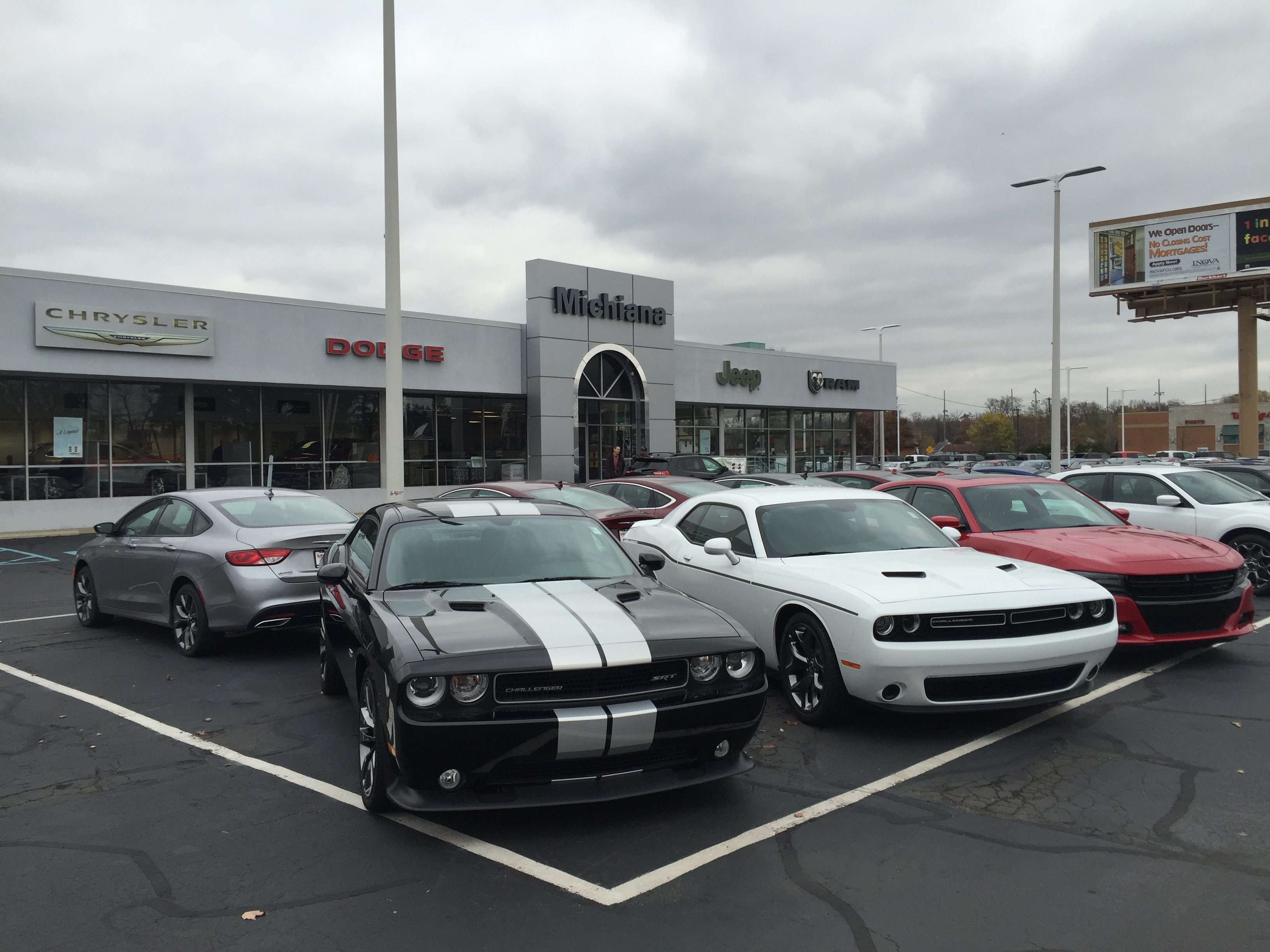 New Used Jeep Ram Chrysler Dodge Fiat Dealer Near South Bend