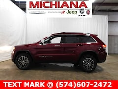 New 2018 Jeep Grand Cherokee LIMITED 4X4 Sport Utility in Mishawaka