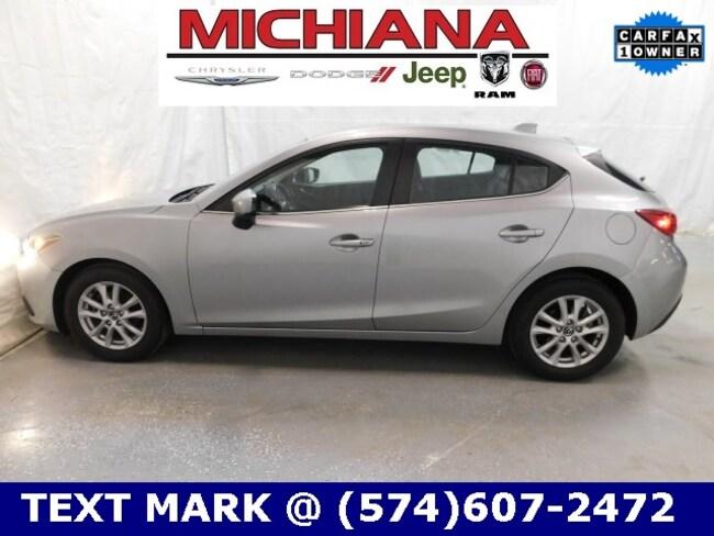 Bargain Used 2014 Mazda Mazda3 i Grand Touring Hatchback in Mishawaka