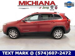 Used 2014 Jeep Cherokee Limited FWD SUV in Mishawaka